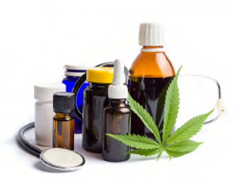 Image of cannabis and medicinal cannabis products